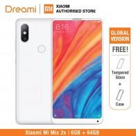 20008.39 руб. |Глобальная версия Xiaomi Mi Mix 2S 6 ГБ + 64 ГБ [Snapdragon 845] в подарок защита для экрана (новая и запечатанная упаковка) купить на AliExpress