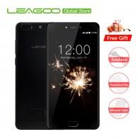 5361.35 руб. 25% СКИДКА|Leagoo T5 4G, мобильный телефон с функцией отпечатка пальца ID Android 7,0 MT6750T Octa Core 5,5
