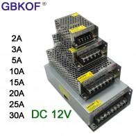 151.11 руб. 46% СКИДКА|DC 12 В светодио дный полосы драйвер Мощность адаптер 1A 2A 3A 5A 10A 15A 20A переключатель Питание AC110V 220V 24 В трансформатор Мощность 60 Вт 78 Вт 120 Вт купить на AliExpress