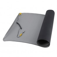 Durable Desktop Anti Static Mat Silicone ESD Grounding Mats 700x500Mm + Cord for PC Laptop Repair Tools-in Screwdriver from Tools on AliExpress