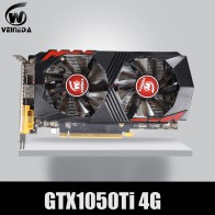 8764.8 руб. 33% СКИДКА|Видеокарта VEINEDA для компьютерной графической карты PCI E GTX1050Ti GPU 4G DDR5 для nVIDIA Geforce Game-in Графические карты from Компьютер и офис on Aliexpress.com | Alibaba Group