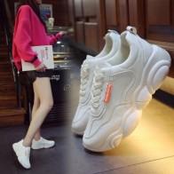 € 15.96 13% de DESCUENTO|Pequeños zapatos blancos 2019 primavera nueva de encaje Coreano de las mujeres zapatos planos de oso pequeño fondo torpe de la zapatilla de deporte zapatillas de deporte-in Zapatos planos de mujer from zapatos on Aliexpress.com | Alibaba Group