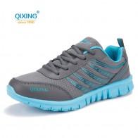 773.6 руб. 30% СКИДКА|Женская обувь 2019 новейшая спортивная обувь женские Большие размеры женские кроссовки дышащие легкие уличные кружевные кроссовки для женщин купить на AliExpress