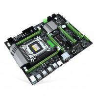 5411.03 руб. 27% СКИДКА|X79T DDR3 настольных ПК материнская плата LGA 2011 Процессор компьютера 4 канала игровые Поддержка M.2 E5 2680V2 i7 SATA 3,0 USB 3,0 для Intel B75-in Материнские платы from Компьютер и офис on Aliexpress.com | Alibaba Group