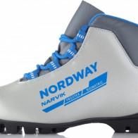 Ботинки для беговых лыж детские Nordway Narvik JR