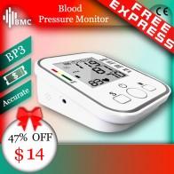 970.4 руб. 47% СКИДКА|BMC Домашний медицинский цифровой ЖК монитор артериального давления, автоматический счетчик сердцебиения-in Артериальное давление from Красота и здоровье on Aliexpress.com | Alibaba Group