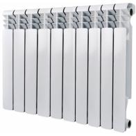 Купить Биметаллический радиатор VIEIR STANDART BM-500/100/10 секций в Ульяновске - Биметаллические радиаторы