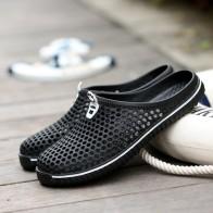313.88 руб. 49% СКИДКА|2018 мужская обувь, пляжные повседневные мужские тапочки, унисекс, повседневные пляжные сандалии, вьетнамки, Нескользящие мужские Тапочки-in Тапочки from Туфли on Aliexpress.com | Alibaba Group