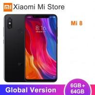 20105.84 руб. |Глобальная версия Xiao mi 8 mi 8 6GB 64GB Snapdragon 845 Octa Core 6,21