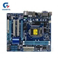 3578.83 руб. 15% СКИДКА|Gigabyte GA H55M D2H 100% оригинальная материнская плата LGA1156 DDR3 8G H55 D2H H55M D2H настольная материнаская плата SATAII системная плата Б/у-in Материнские платы from Компьютер и офис on Aliexpress.com | Alibaba Group