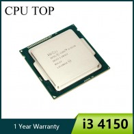 US $54.99 |Intel Core I3 4150 Dual Core 3.5GHz LGA 1150 TDP 54W 3MB Cache i3 4150 CPU Processor-in CPUs from Computer & Office on Aliexpress.com | Alibaba Group