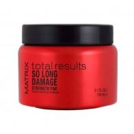 Маска Total Results SO LONG DAMAGE для поврежденных волос, 150 мл, MATRIX