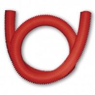 Купить Гофра защитная 25/21 для труб PEX и PERT диам 16,20 КРАСНАЯ (50 м) в Ульяновске - Гофрированные трубы