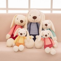 US $3.79 |40cm Cute Bunny Plush Rabbit Toy Soft Cloth Stuffed Rabbit Easter Gift Decor Baby Appease Toys For Children Kids Gift-in Stuffed & Plush Animals from Toys & Hobbies on Aliexpress.com | Alibaba Group
