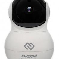 Видеокамера IP DIGMA DiVision 400,  белый