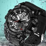 654.56 руб. 18% СКИДКА|Для мужчин лучший бренд класса люкс цифровые часы водостойкие Relogio SANDA спортивные часы для мужчин 2019 часы мужской светодиодный цифровой кварцевые...-in Цифровые часы from Ручные часы on Aliexpress.com | Alibaba Group