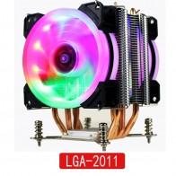 1275.12 руб. |LANSHUO горячий ЦП бесшумный вентилятор кулер для intel X79 LGA2011 процессор 4 тепловых труб Охлаждение процессора радиатор 2 вентилятор-in Вентиляторы и охлаждение from Компьютер и офис on Aliexpress.com | Alibaba Group