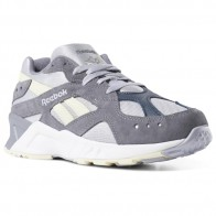 Reebok Aztrek Shoes - Grey | Reebok US