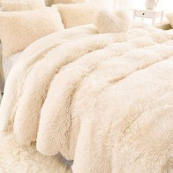 569.02руб. 32% СКИДКА|AAG Новое поступление роскошное длинное лохматое пледы одеяло постельное белье большой размер теплый мягкий толстый пушистый диван шерпа одеяло s наволочка-in Одеяла from Дом и животные on AliExpress