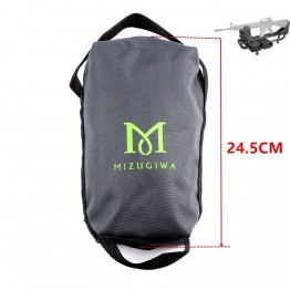 373.43 руб. 9% СКИДКА|1pc Mizugiwa Unfilled Shooting Shot Rest Carrier Bags Gun Rest Weight Bag Lead Sled Shot Carrier Bag -in Аксессуары для охотничьего оружия from Спорт и развлечения on Aliexpress.com | Alibaba Group
