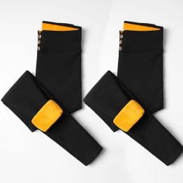 1538.39 руб. |5XL зимние леггинсы узкие брюки женские плюс бархатные теплые толстые брюки с высокой талией эластичные тонкие брюки большого размера женские брюки Q921-in Штаны и капри from Женская одежда on Aliexpress.com | Alibaba Group