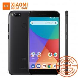 10856.86 руб. |Глобальная версия Xiaomi Mi A1 4 ГБ 32 ГБ мобильного телефона Восьмиядерный процессор Snapdragon 625 12.0MP + 12.0MP двойной Камера Android One 5,5 ''1080 P купить на AliExpress