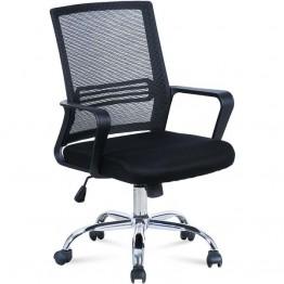 Кресло компьютерное Brabix Daily MG-317 Black (531833)