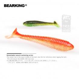 247.2 руб. 24% СКИДКА|2018 Bearking Горячие приманки для рыбалки, мягкие, S05 Профессиональный приманка 4