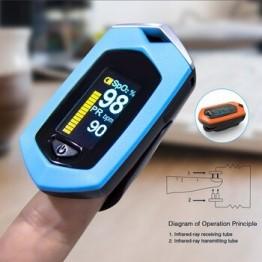 Бытовой Osport OLED дисплей Палец кончик пальца Пульсоксиметр крови медицинский пульсометр Пульсоксиметр пальца Пульсоксиметр