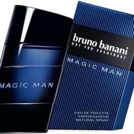Bruno Banani Magic Man - Туалетная вода:купить с доставкой по России - MAKEUP