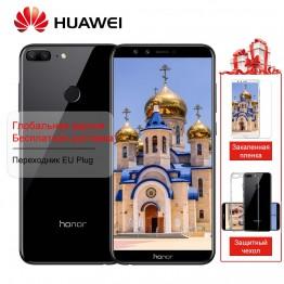 9137.62 руб.  Huawei Honor 9 Lite бесплатные подарки 4 камеры 5,65