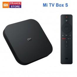 2929.89 руб. 30% СКИДКА Xiaomi Mi tv Box S Android tv Box 8,1 глобальная версия 4 K HDR четырехъядерный Bluetooth 4,2 Smart tv Box 2 ГБ DDR3 Smart control-in ТВ-приставки from Бытовая электроника on Aliexpress.com   Alibaba Group