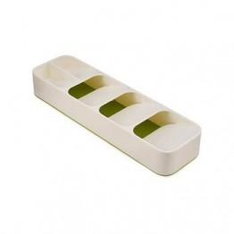 Кухонные ящики для столовых приборов и вилки ящик для хранения лоток посуда ложка нож и вилка разделительный Органайзер