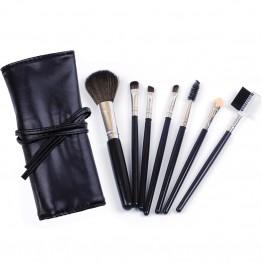 € 5.42  MECOLOR 7 piezas pinceles maquillaje kits de sombra de ojos delineador de cejas cepillo del labio cara blush en polvo la Fundación cosmética herramientas de belleza-in rizador de pestañas from Belleza y salud on Aliexpress.com   Alibaba Group