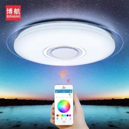 842.83 руб. 55% СКИДКА|Современные светодиодные потолочные светильники RGB Dimmable Потолочная люстра 25W 36W 52W Пульт дистанционного управления Bluetooth Music light Умный потолочный светильник-in Потолочные лампы from Лампы и освещение on Aliexpress.com | Alibaba Group