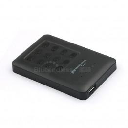 3188.05 руб. 17% СКИДКА|Г 320 г шифрование внешний жесткий диск с дюймов sata hdd корпус черный пластик высокая скорость безопасный пароль защиты жесткого диска купить на AliExpress