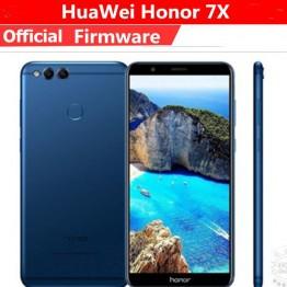 8045.9 руб.  Международная прошивка HuaWei Honor 7X4G LTE мобильный телефон Kirin 659 Android 7,0 5,93