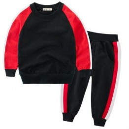 US $12.99 |2018 2pcs Baby Boys&girl's Sport Fahion Sets, T shirt Kids  Clothing Sets,Autumn&Spring sets free shipping high quality-in Clothing Sets from Mother & Kids on Aliexpress.com | Alibaba Group