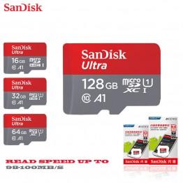 182.77 руб. 54% СКИДКА|SanDisk microsd 128 GB 64 GB 32 GB 16 GB 98 МБ/с. TF usb флэш карты памяти microsd 8 GB/48 МБ/с. class10 оригинальный продукт доставка-in Карты памяти from Компьютер и офис on Aliexpress.com | Alibaba Group