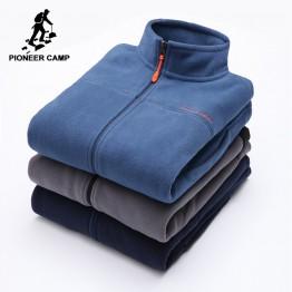1569.28 руб. 49% СКИДКА Pioneer Camp теплые флисовые толстовки для мужчин брендовая одежда осень зима толстовки на молнии мужская качественная одежда 520500A-in Толстовки и кофты from Мужская одежда on Aliexpress.com   Alibaba Group