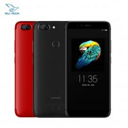 7941.24 руб. 29% СКИДКА|Глобальный lenovo S5 K520 4 Гб 64 Гб Snapdragon 625 Восьмиядерный 2,0 ГГц Android O Dual SIM карты 2160x1080 P 5,7
