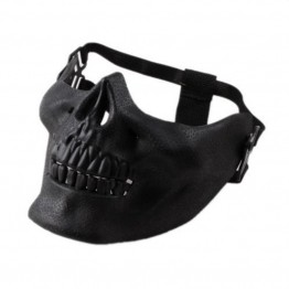 175.97 руб. 6% СКИДКА|Minch страшная маска для Хэллоуина маска Череп Скелет костюм маски на пол лица для вечерние для косплея Kagerou-in Маски для вечеринки from Дом и сад on Aliexpress.com | Alibaba Group