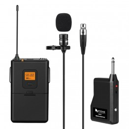 US $33.99 |2018 FIFINE K037 U Segment Wireless Lavalier Microphone vocal Lapel Clip Mic Voice Amplifier Mini Mic For Teaching Speech-in Microphones from Consumer Electronics on Aliexpress.com | Alibaba Group