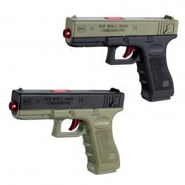 745.72 руб. 5% СКИДКА|Пластик Безопасный пистолет orbeez оружие пистолет Gunshot Малыш обувь для мальчиков подарок игрушка для игр на открытом воздухе детей Рождество-in Пистолеты-игрушки from Игрушки и хобби on Aliexpress.com | Alibaba Group