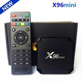 1213.0 руб. 42% СКИДКА|Оригинальный X96 Мини Android 7,1 Smart tv Box Amlogic S905W четырехъядерный 2 Гб 16 Гб 2,4 ГГц WiFi Мультимедийный проигрыватель с IPTV X96mini телеприставка-in ТВ-приставки from Бытовая электроника on Aliexpress.com | Alibaba Group