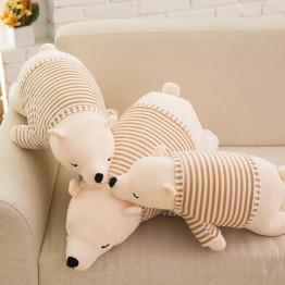 505.57 руб. 45% СКИДКА|50 cmkids мягкая игрушка в виде животных кукла подушка супер мягкая плюшевый полярный медведь пелюши игрушка подушка для животных детский подарок на день рождения Рождество-in Мягкие и плюшевые животные from Игрушки и хобби on Aliexpress.com | Alibaba Group