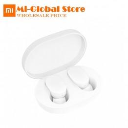 Новое поступление оригинальный Xiaomi MIjia Airdots СПЦ Bluetooth 5,0 наушники Молодежная версия Touch управление с зарядки коробка купить на AliExpress
