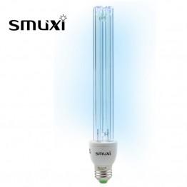 860.58 руб. 7% СКИДКА|Smuxi E27 UVC ультрафиолетового излучения UV трубки, лампы 20 Вт дезинфекции лампа озона стерилизации клещей огни бактерицидные лампа AC220V-in Ультрафиолетовые лампы from Лампы и освещение on Aliexpress.com | Alibaba Group