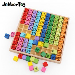 US $9.45 58% OFF|Montessori Educational Wooden Toys for Children Baby Toys 99 Multiplication Table Math  Arithmetic Teaching Aids for Kids-in Math Toys from Toys & Hobbies on Aliexpress.com | Alibaba Group