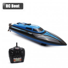 US $36.12 15% OFF|High Speed RC Boat H100 2.4GHz 4 Channel 30km/h Racing Remote Control Boat with LCD Screen as gift For children Toys Kids Gift-in RC Boats from Toys & Hobbies on Aliexpress.com | Alibaba Group